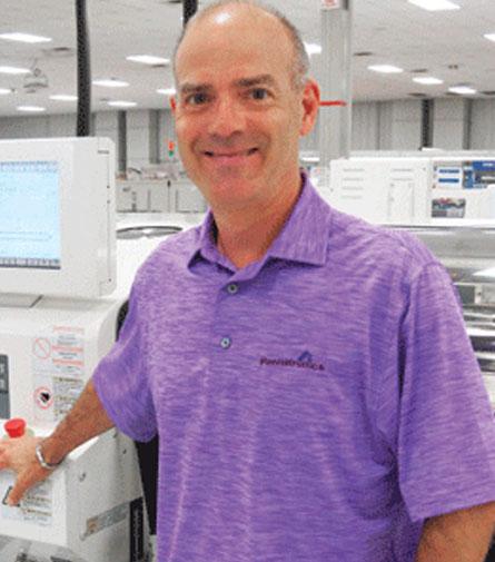 David M. Spehar Jr., Vice President, Operations, Pennatronics