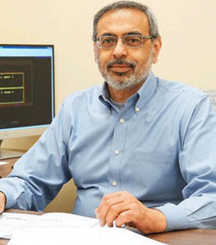 Dr. Sarmad Malik, President, Weldflow Metal Products