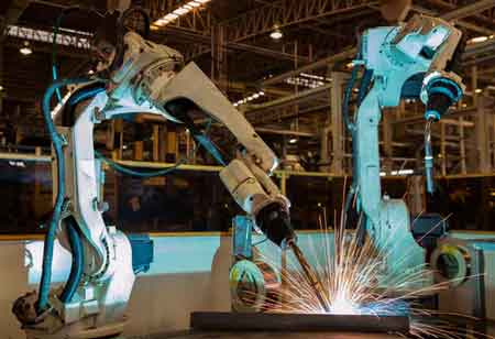 How is 'Robotic Blacksmithing' Technology Revolutionizing the Manufacturing Industry?