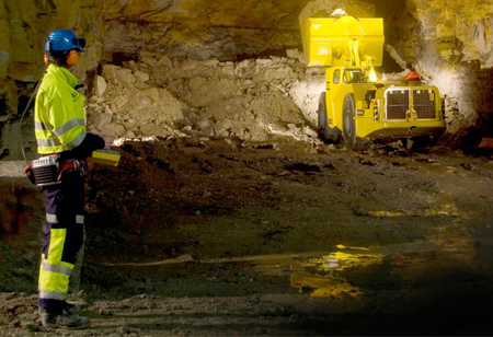 Automation in Mining Sector