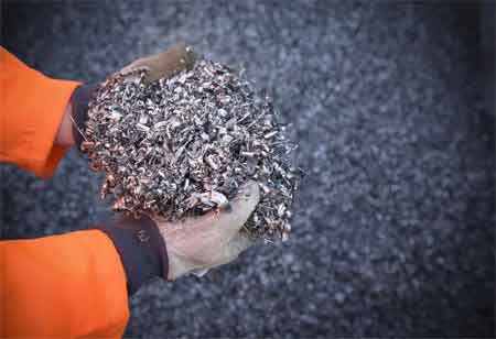 Steps Involved in Scrap Metal Recycling Process