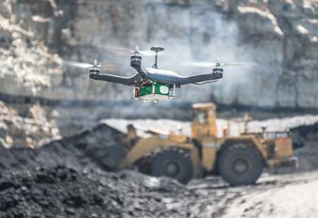 How Can Drones Be Helpful in the Mining Industry?