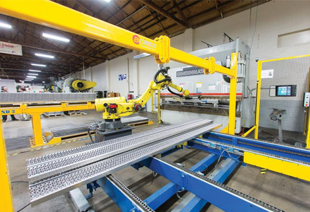 What is the Role of Automation in Metal Fabrication?