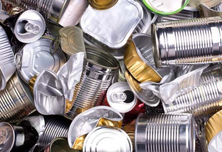 What Goes into Metal Recycling Process