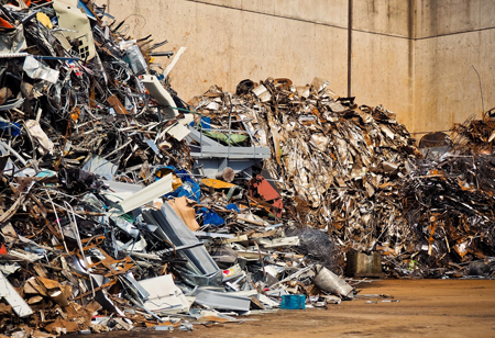 How Technology Advances Scrap Metal Recycling Sector?