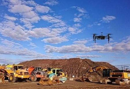 How Drones are Helping Increase Mining Safety