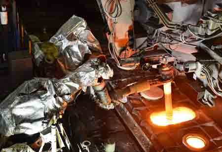 Top 3 Ways Robotics Can Enhance Metal Casting