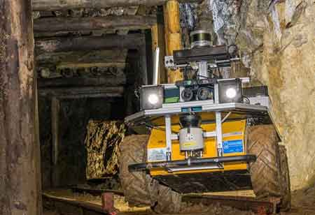 How Adopting Robotic Technology in Mining Saves Human Lives?