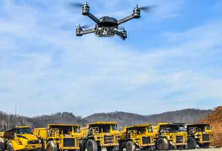 How Can Drones Be Beneficial in Mining?