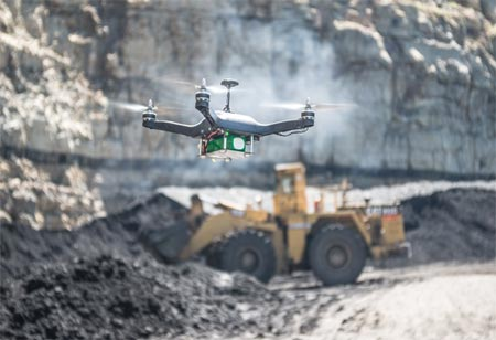 How Drones Help in Mining Operations