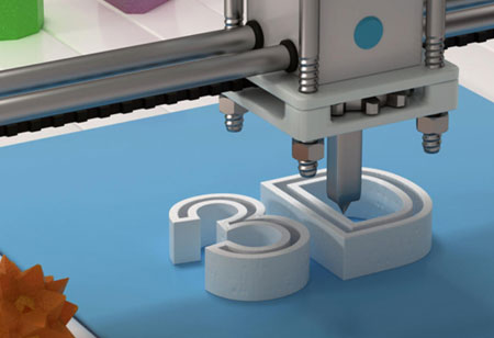 The Three Steps of 3D Printing Process