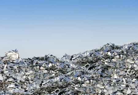 Why Industrial Scrap Metal Recycling is Essential