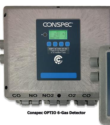 CONSPEC Controls: Bringing forth a Safe Mining Environment