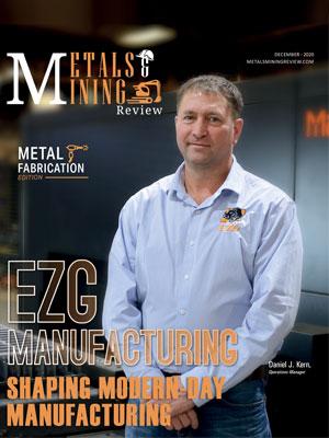 EZG Manufacturing: Shaping Modern-Day Manufacturing