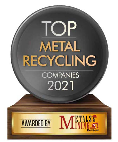 Top 10 Metal Recycling Companies - 2021